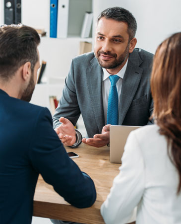 Un leadership centré sur le client